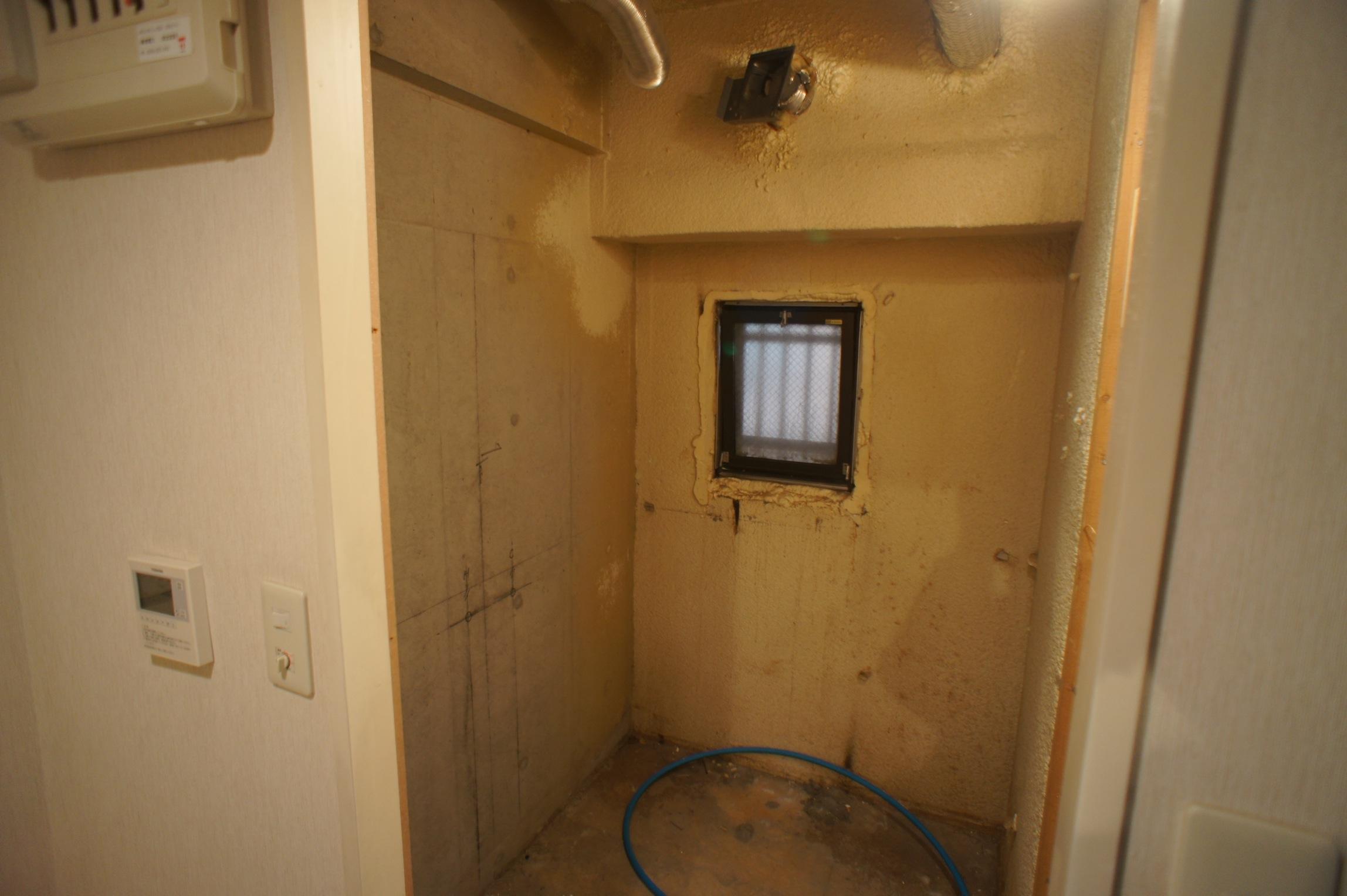 松原団地浴室