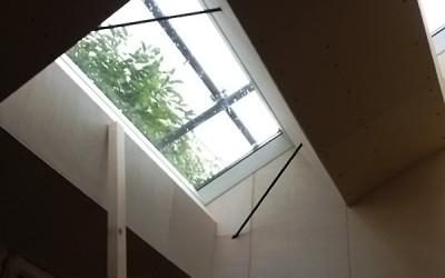 井草の家、リノベーション中です 6 ~暗い部屋を明るくするには~