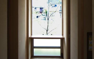 井草の家、リノベーション中です 7 ~窓の意味~