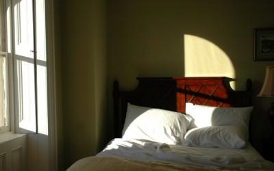朝陽で目覚めよう