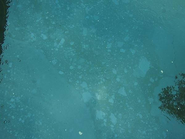 シェムリアップの用水路