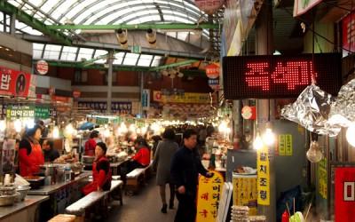 韓国訪問 三十時間滞在記其ノ五 食べ物