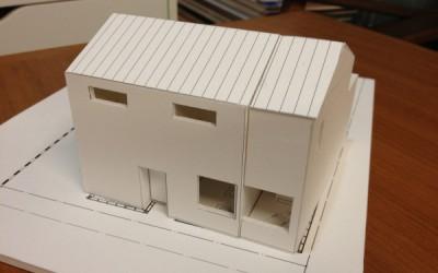 秩父の店舗併設住宅の増築計画