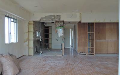 下馬の家 解体終了