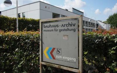 訪問:バウハウス資料館 (Bauhaus Archiv)