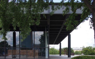 訪問:ベルリン・新ナショナルギャラリー(Neue Nationalgalerie)