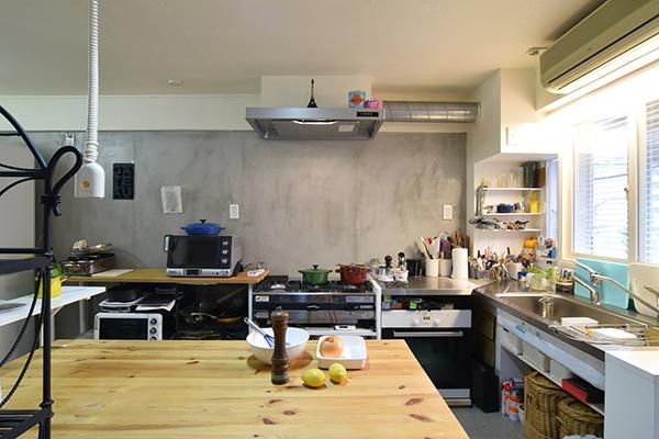 makiette キッチン