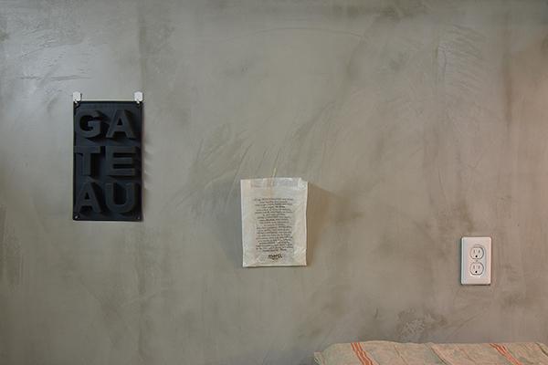 makiette モルタル壁
