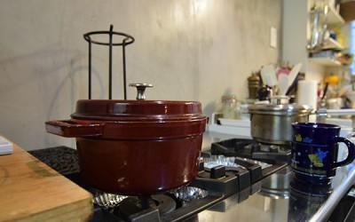 撮影@目黒の料理教室