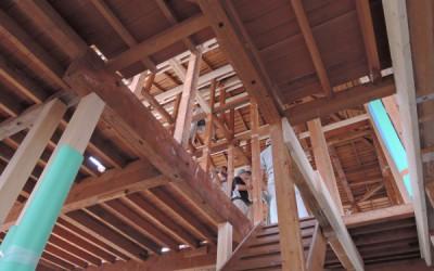 木造戸建てリノベーションが着工しました