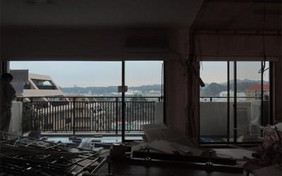 横須賀のマンションリノベーションが着工しました