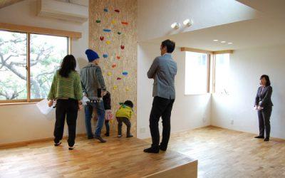 下馬の新築住宅の完成見学会を開催しました