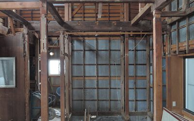 築50年超えの木造躯体 練馬区の戸建てリノベーション