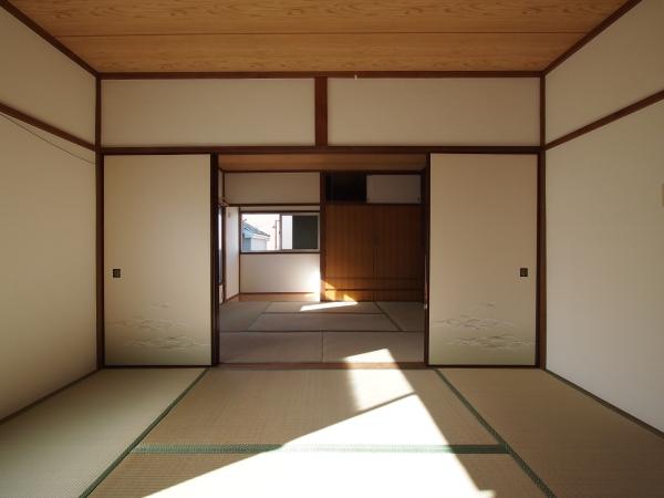 練馬区 戸建て リノベーション 和室