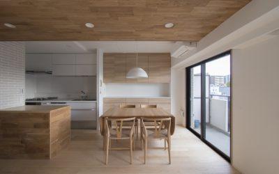 板橋のマンションリノベーション竣工