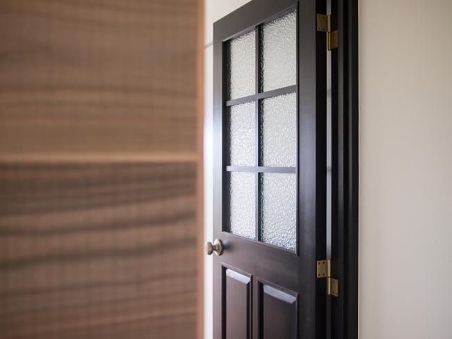 マンションリノベーション ドア