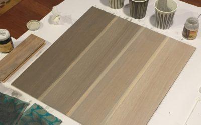床、家具色の検討
