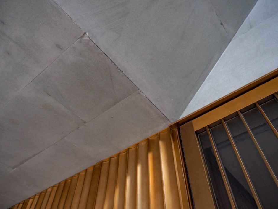 Neri & Hu Chinese New Theater ceiling