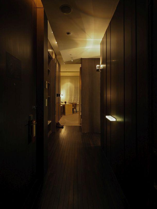 Park Hyatt Shanghai  廊下