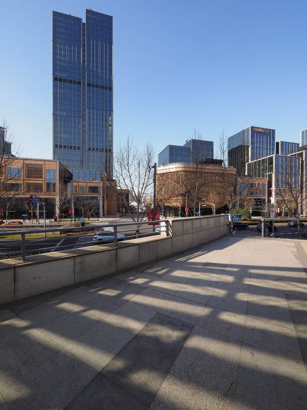 Pudon Finance Center 遠景