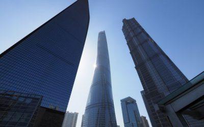 上海視察 4 : Park Hyatt Shanghai 公共部編