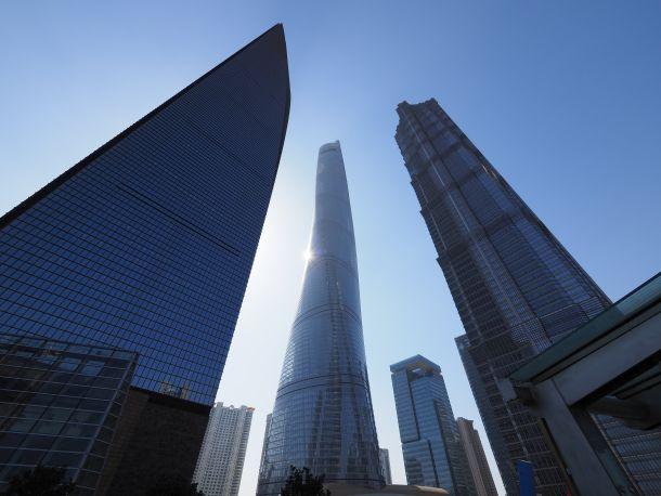 Park Hyatt Shanghai 外観
