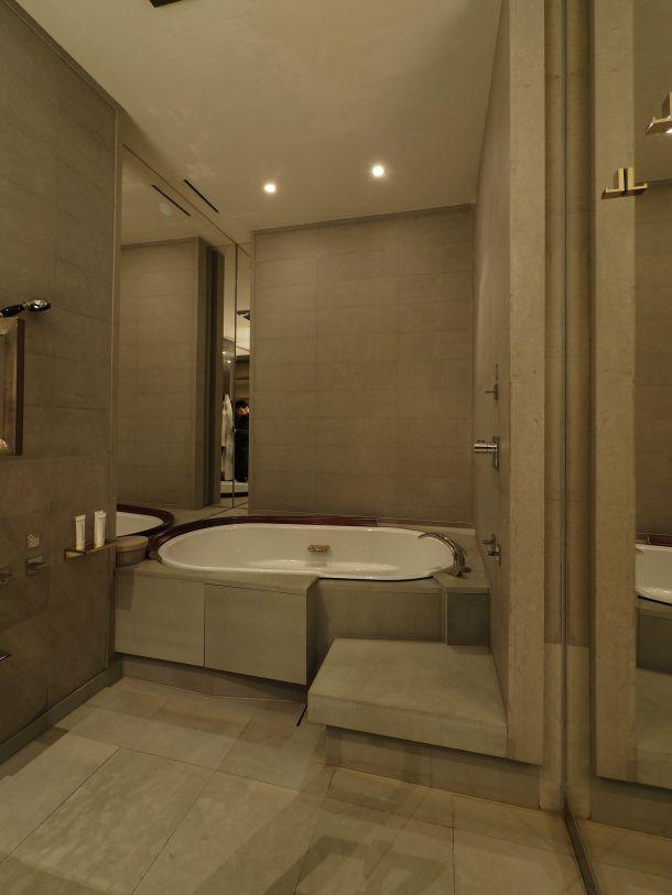Park Hyatt Shanghai バスルーム