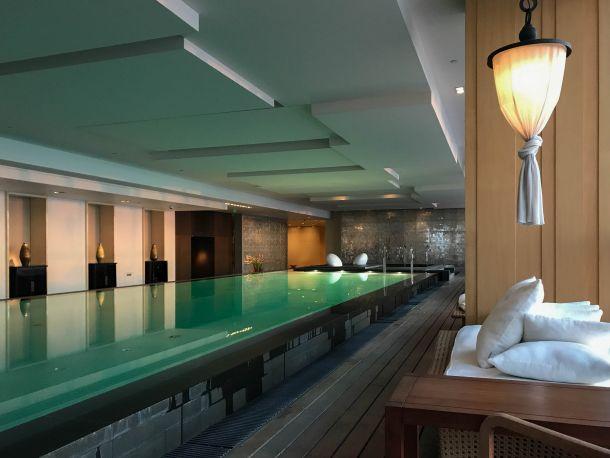 Park Hyatt Shanghai プール