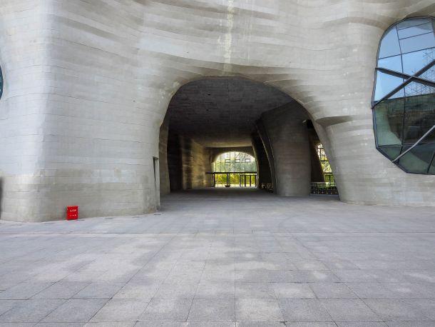Himalayas Center 入り口