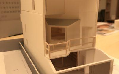 世田谷の新築住宅設計進行中
