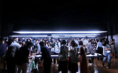 「紙」の展示会