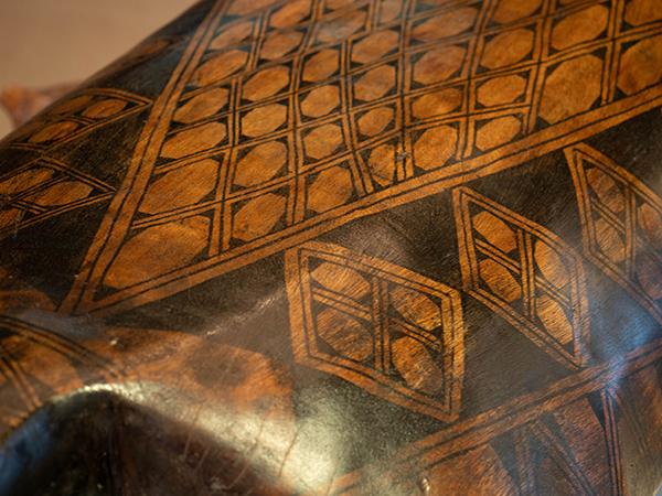 ブラジル先住民の椅子 3