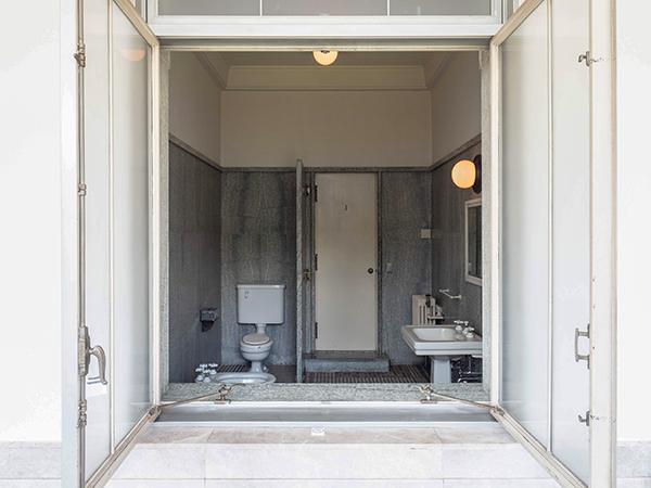 庭園美術館 バスルーム
