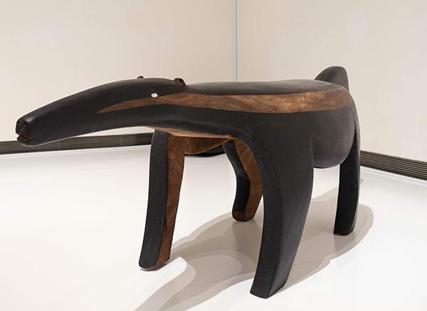 ブラジル先住民の椅子 9