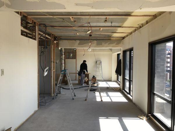 松戸のマンションリノベーション