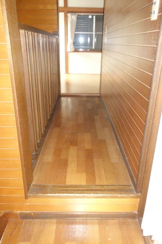 2階リビングビフォー