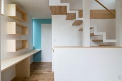 三層回遊の家
