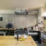 料理教室 キッチン