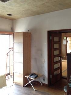 多目的スペースになる以前の部屋
