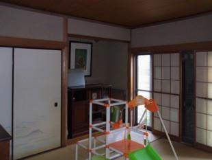 以前の和室は大きさと場所を変えていない
