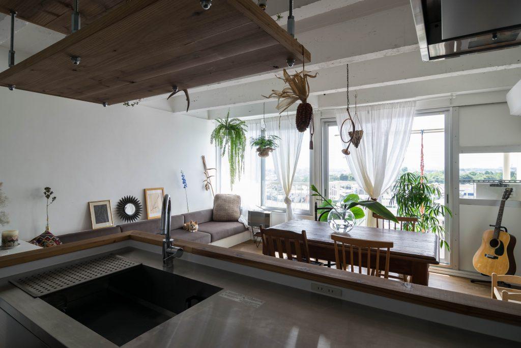 代田の家リノベーション07