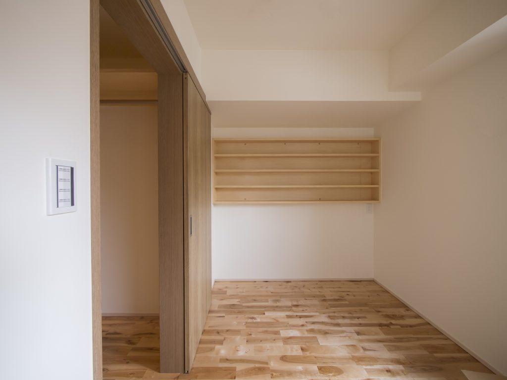 戸建てリノベーション 寝室