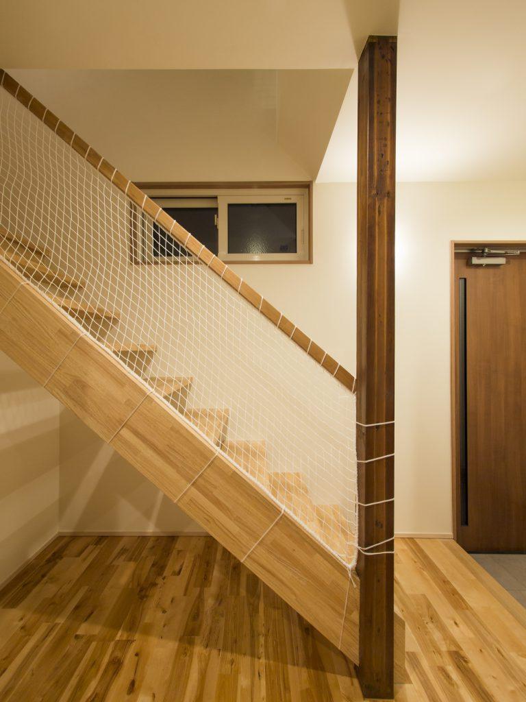 戸建てリノベーション 階段2