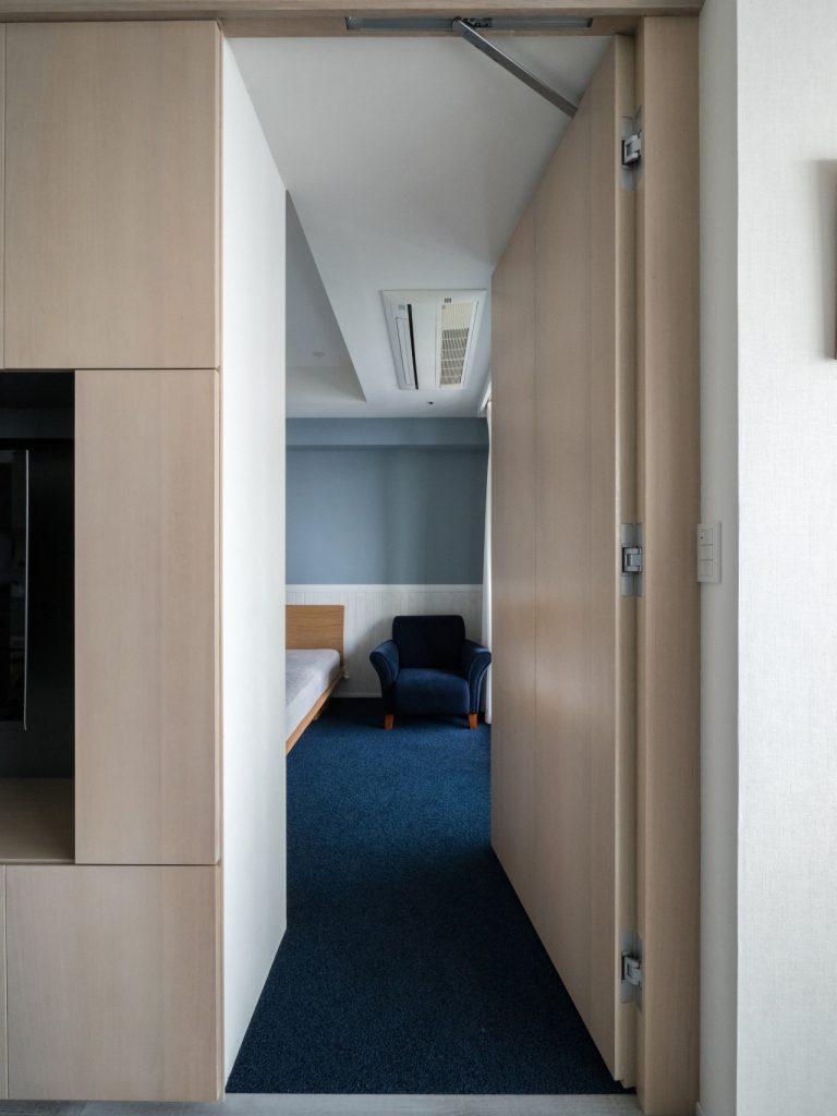 港区のマンションリノベーション 将来子ども室