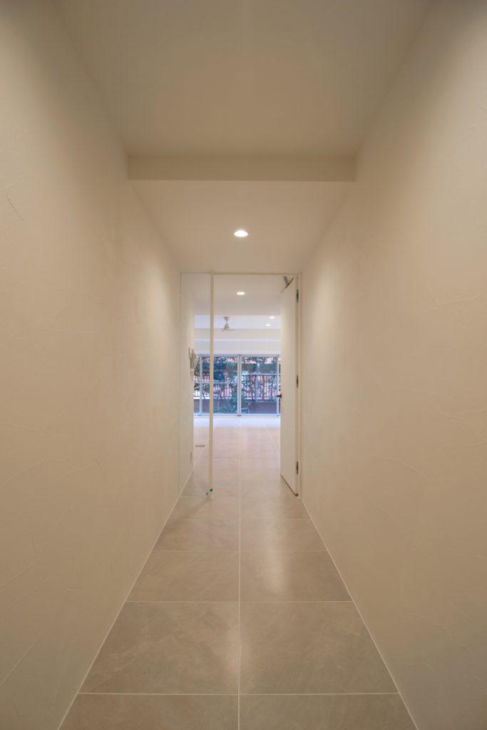 廊下リノベーション