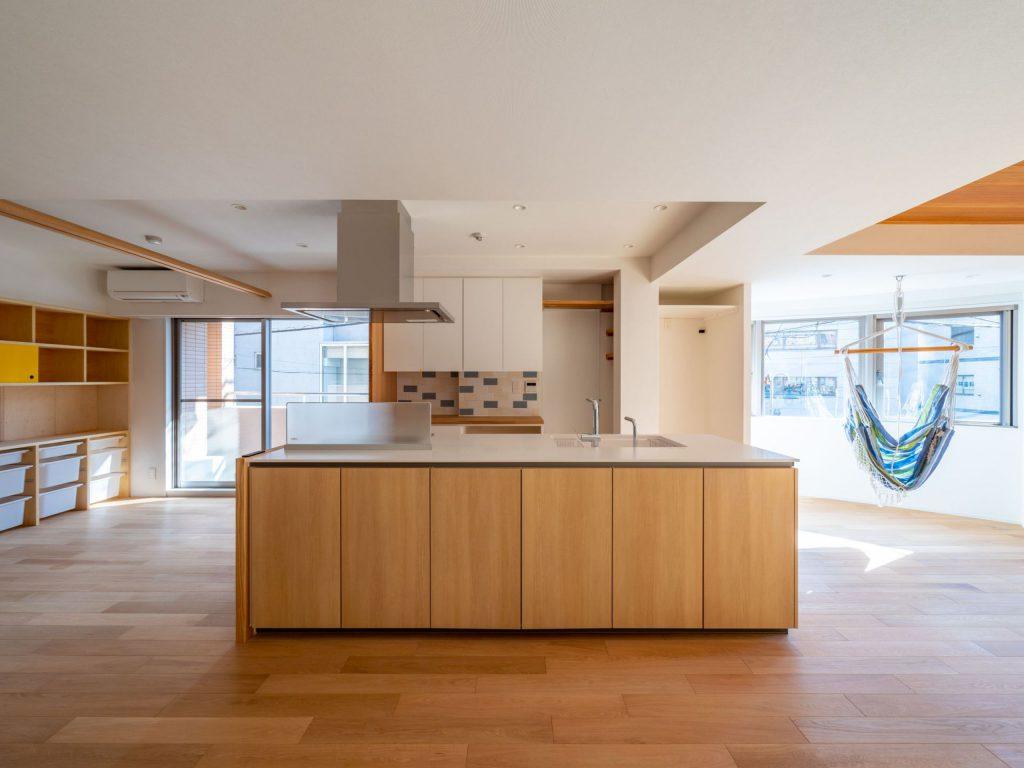 蝶の家 キッチン