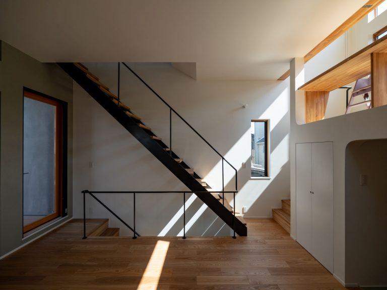 12house 階段
