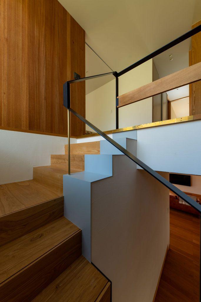 階段の構成